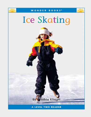 Ice Skating (Nonfiction Readers: Level 2) (English Edition)