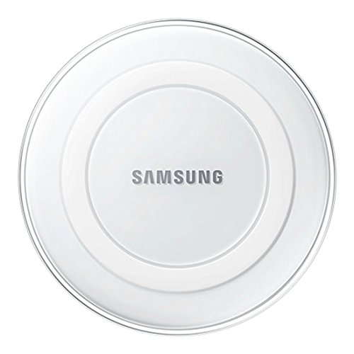 SAMSUNG Caricabatteria Wireless per Galaxy S6, Contactless, 5 V, Bianco