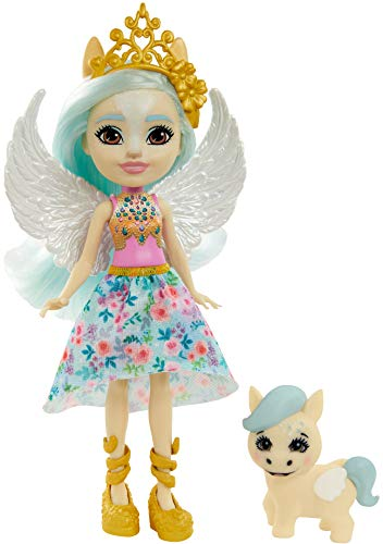 Enchantimals-GYJ03 Mini Dolls & Collectibles, Colore Viola, GYJ03