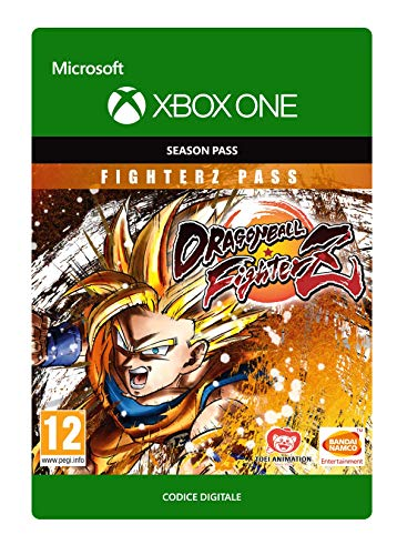 DRAGON BALL FighterZ - FighterZ Pass | Xbox One - Codice download