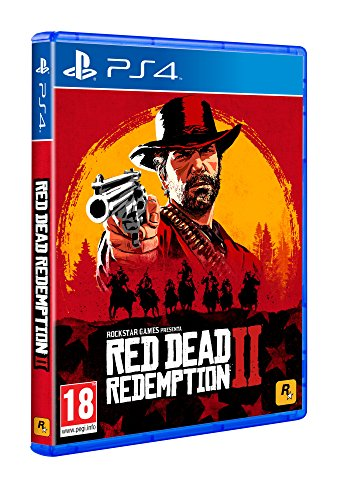 Red Dead Redemption 2 (PS4) - PlayStation 4 [Edizione: Spagna]