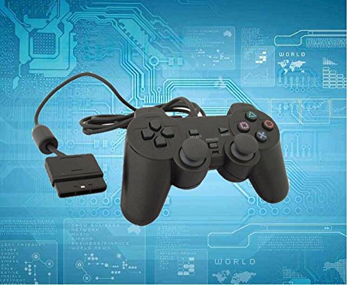 Controller PS2 per PS2 Playstation 2 Wired Shock Vibration