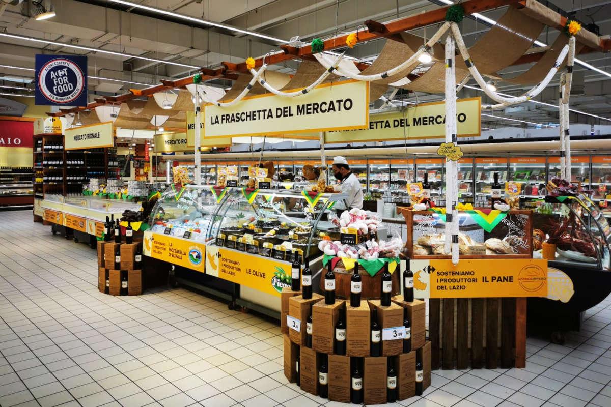 A Buon Mercato Rondelle Di Carico Dallalto Carrefour