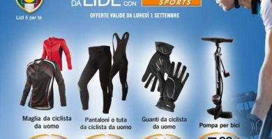 Abbigliamento Da Ciclismo Lidl