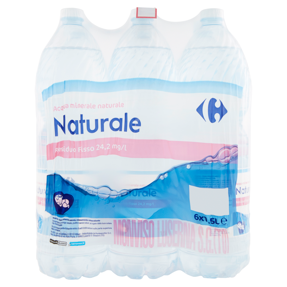 Acqua Di Mare Carrefour