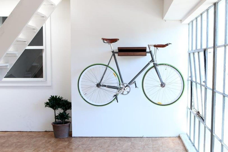 Appendere La Bici Al Muro Ikea