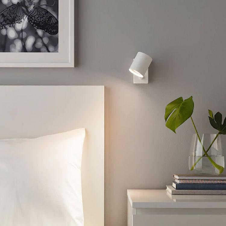 Applique A Parete Camera Da Letto Ikea