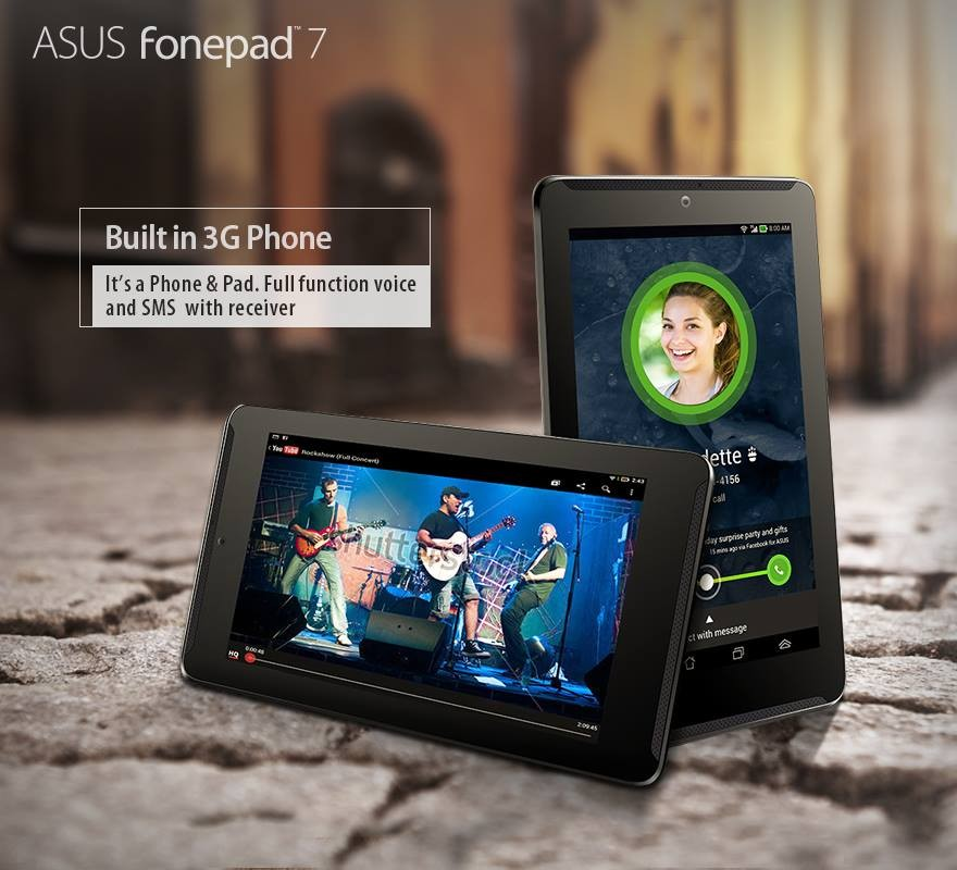 Asus Fonepad 7 MediaWorld