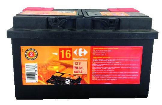 Auto Batterie Carrefour