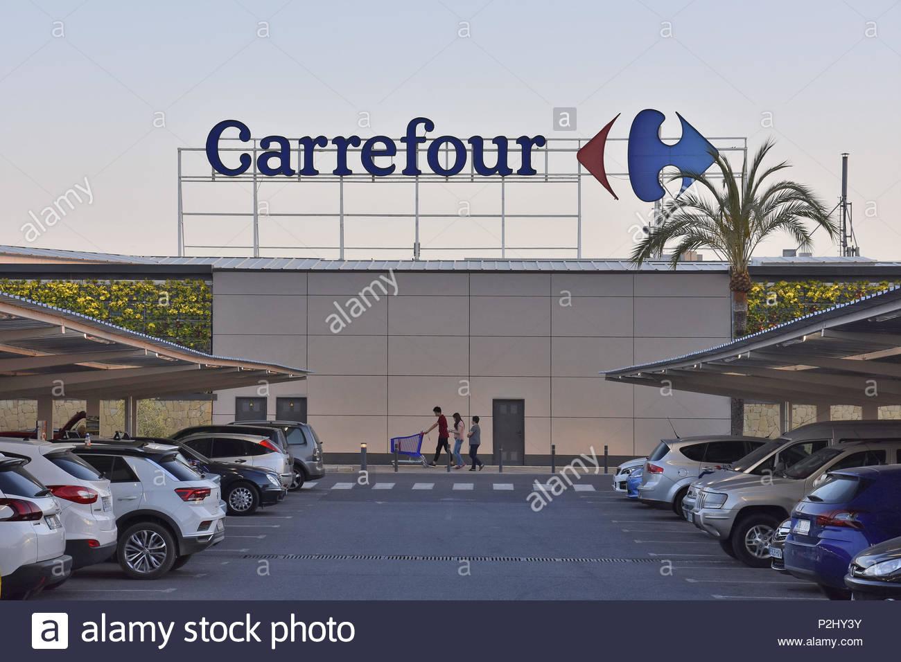 Azionamento Esterno Carrefour