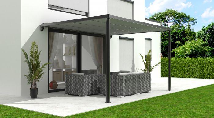 Balconi In Alluminio Bricocenter