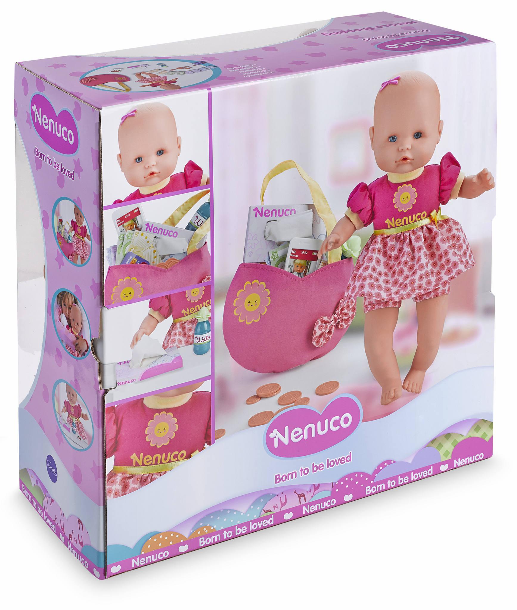Bambole Nenuco Carrefour