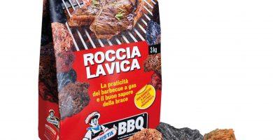 Barbecue In Pietra Vulcanica Leroy Merlin