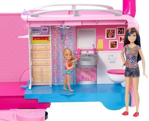 Barbie Caravan Carrefour