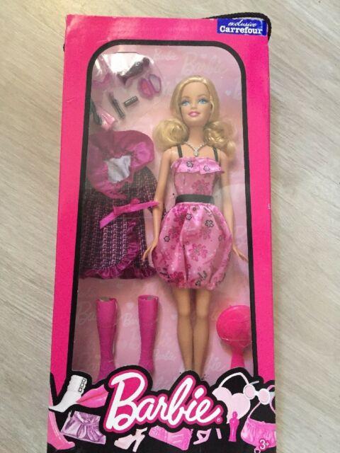 Barbie Carrefour