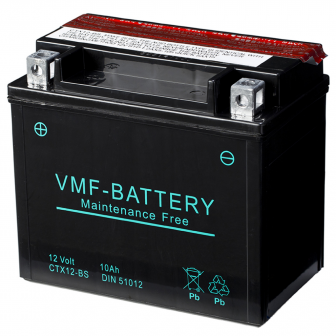 Batteria Ytx12 Bs Carrefour