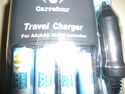 Batterie Ricaricabili Carrefour