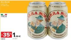 Birra Allelio Carrefour