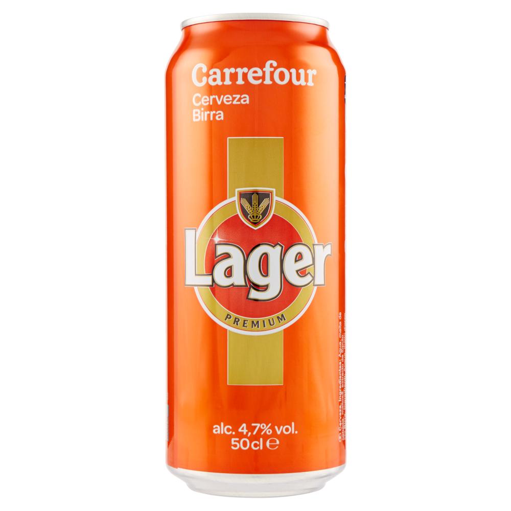 Birra Carrefour