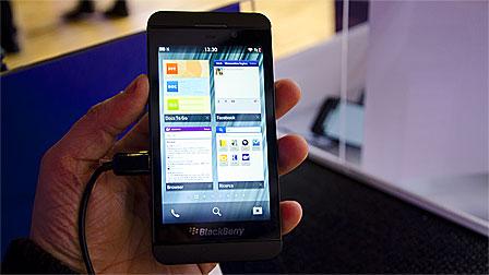 Blackberry Z10 MediaWorld