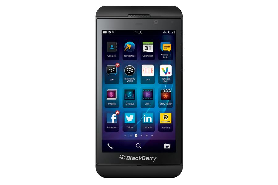Blackberry Z30 MediaWorld