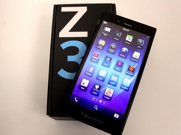 Blackberry Z30 Unieuro