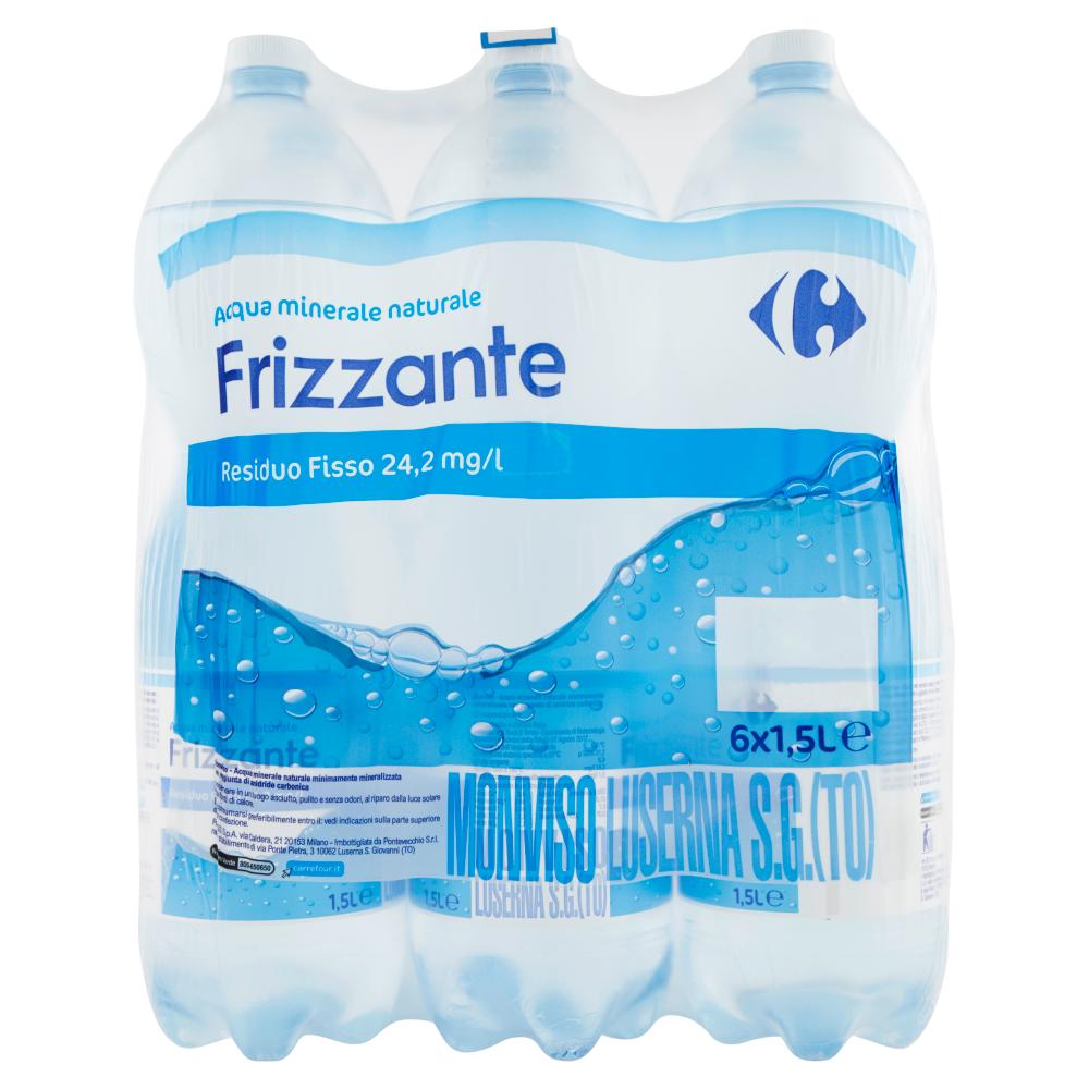 Bottiglia Dacqua Riutilizzabile Carrefour