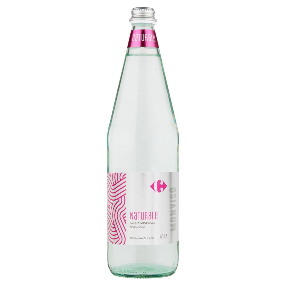 Bottiglia Di Vetro Carrefour