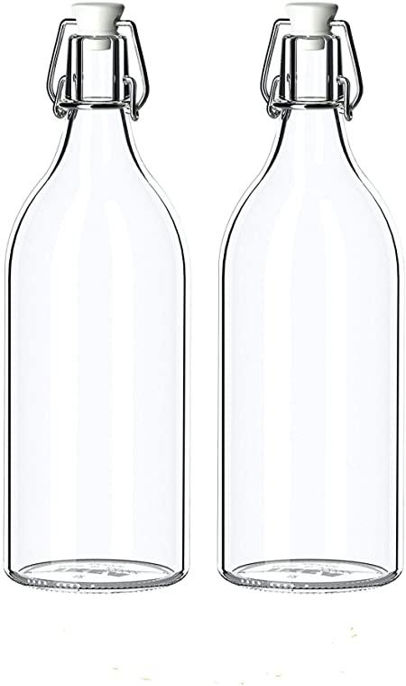 Bottiglie Di Vetro Ikea