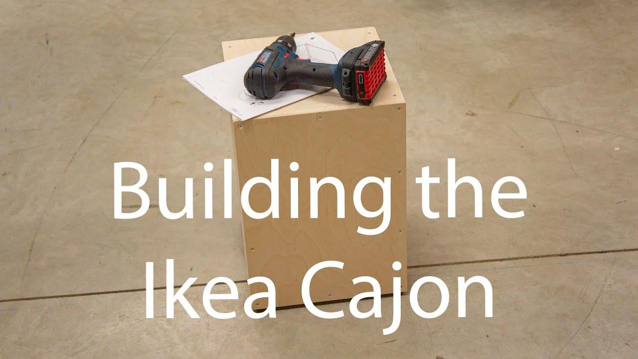 Cajon Ikea