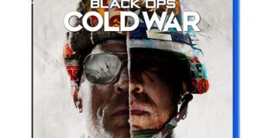 Call Of Duty: Black Ops Cold War Auchan