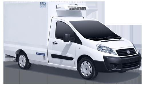 Camion Frigorifero Verticale Carrefour