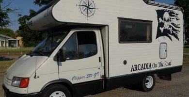 Camper Bricocenter