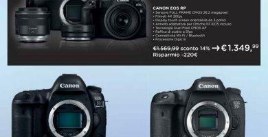 Canon 7D Unieuro