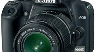 Canon Eos 1000D MediaWorld