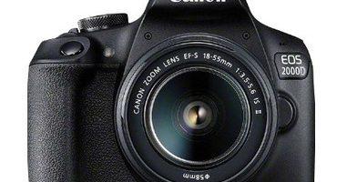 Canon Eos 1000D Unieuro