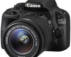 Canon Eos 100D Unieuro