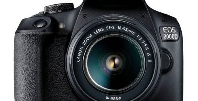 Canon Eos 2000D MediaWorld