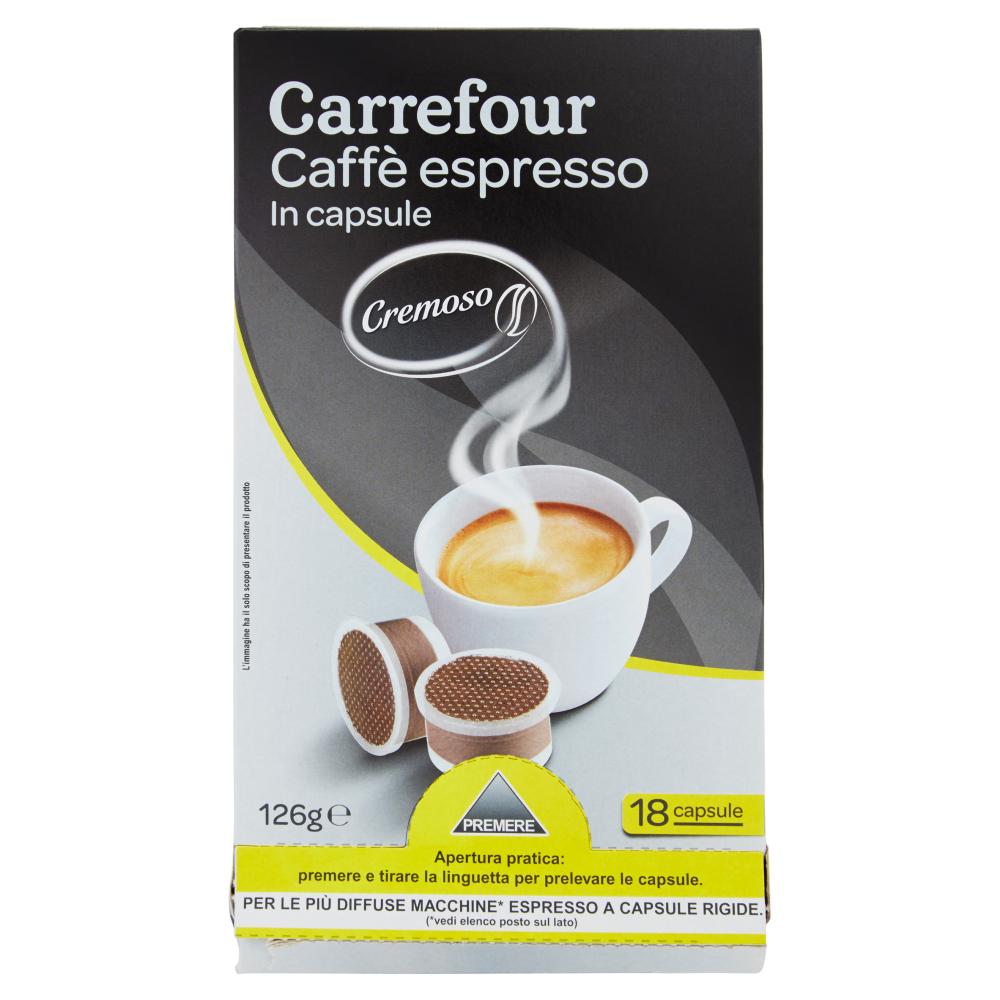 Capsule Per Macchine Da Caffe Carrefour