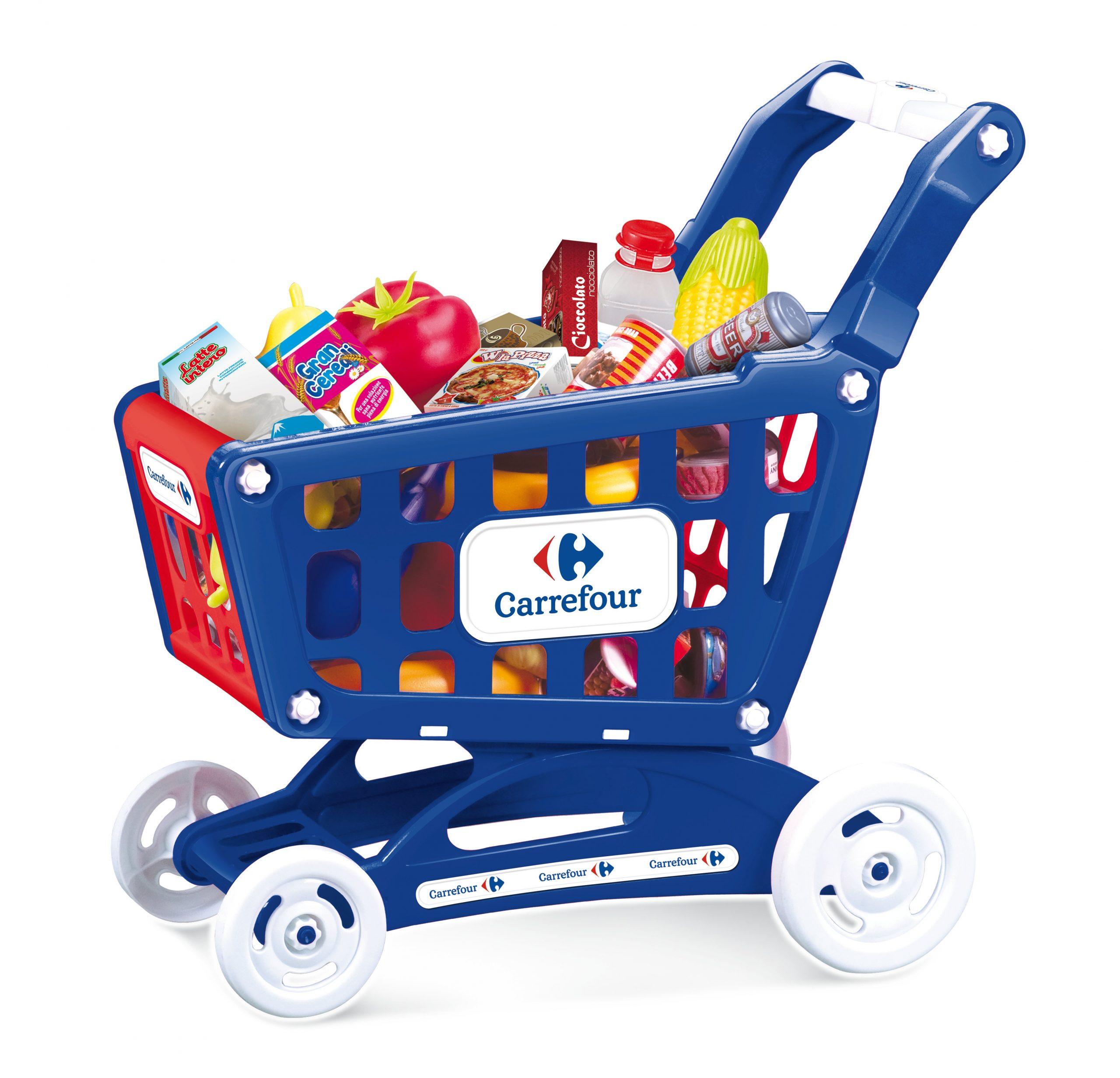 Carrelli Comprare Carrefour