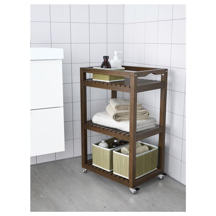 Carrelli Da Bagno Ikea