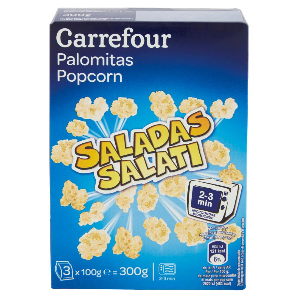 Carrello Dei Popcorn Carrefour