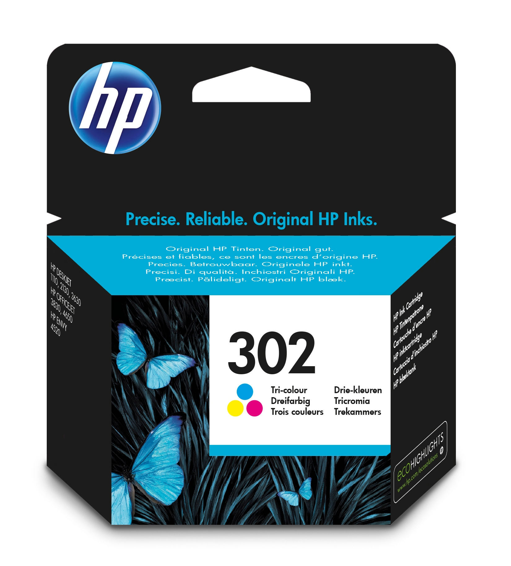 Cartucce Hp 302 Carrefour