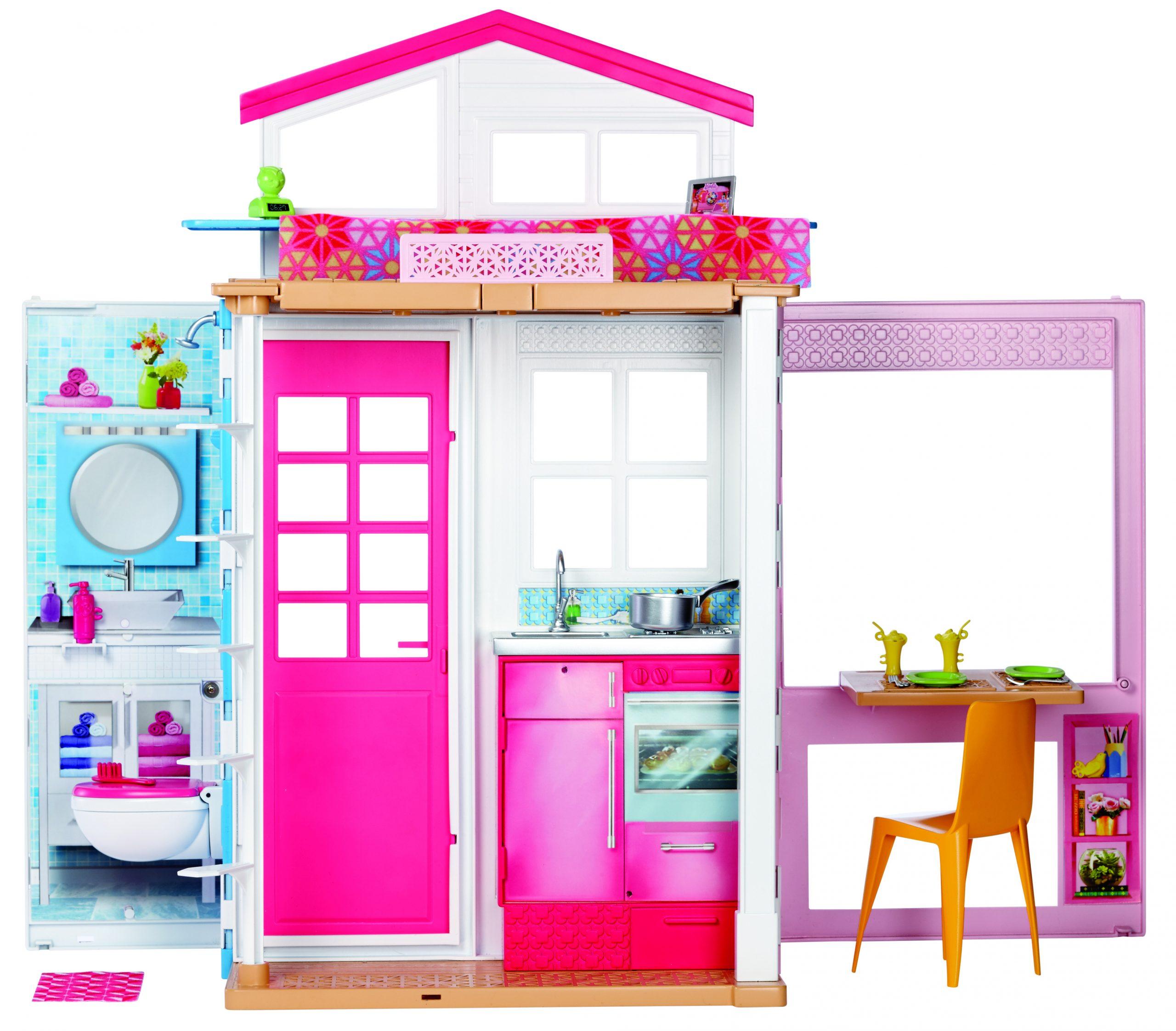 Casa Barbie Carrefour