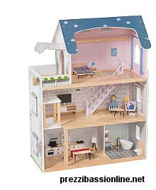 Casa Delle Bambole Di Legno Lidl