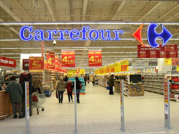 Cassa Refrigerata Carrefour