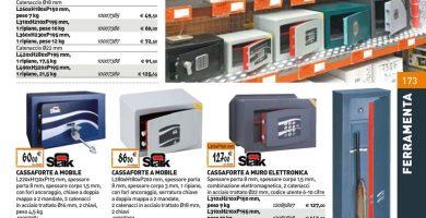 Cassetta Di Sicurezza Bricoman