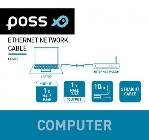 Cavo Ethernet 10 Metri Carrefour