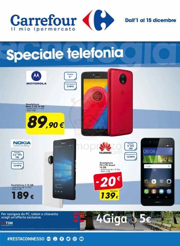 Cellulari Carrefour