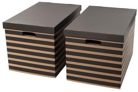 Che Sposta Le Scatole Di Cartone Ikea